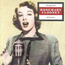 Rosemary Clooney Best of CD 20 Track UK Issue Made in Austria Columbia 1996