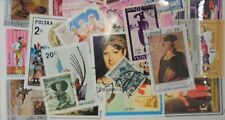 Costumes 50 Stamps (M53)