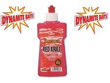 booster XL Red Krill Liquid Attractant 250ml dynamit bait < transport gratuit >