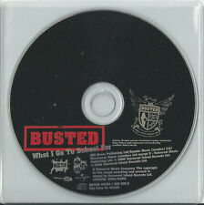 BUSTED - WHAT I GO TO SCHOOL FOR (DISC ONLY)