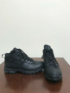 Men's Timberland Flume Mid Waterproof Hiking Boots Size 11.