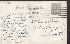 Genealogy Postcard - Williams - 19 Marlborough Road, Falmouth RF202