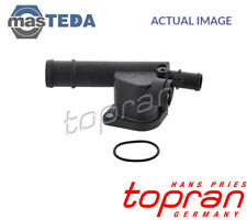 TOPRAN TRANSMISSION END CYLINDER HEAD TIMING COOLANT FLANGE / PIPE 110 362 G NEW
