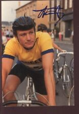 coureur cycliste PEUGEOT 1981 Photo Signée cyclisme ciclismo autographe Cycling