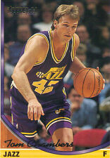 Topps Autograph Utah Jazz Original Basketball Trading Cards