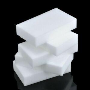 10 x Magic Cleaning Sponge Eraser Stain Remover Melamine Foam UK FREE POSTAGE!