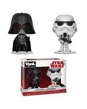 FUNKO Vynl Star Wars Darth Vader + Stormtrooper 10cm
