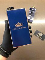 DOLCE&GABBANA K 100 ml 3.4oz Eau de Toilette New Sealed Box Authentic Sale