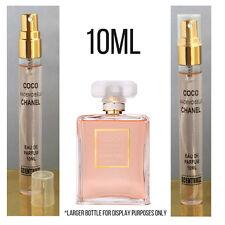10ml Glass *Jumbo SAMPLE* of Chanel - COCO MADEMOISELLE  EDP Perfume *180 sprays