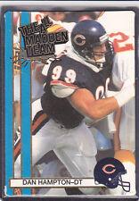 "1990  DAN HAMPTON - ActionPacked-""ALL MADDEN""   Football  Card # 52 - DALLAS"