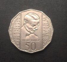 1995 AUSTRALIAN 50 CENT COIN - WEARY DUNLOP WORLD WAR II