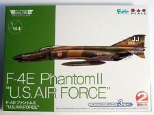 1/144 PLATZ F-4E Phantom II USAF 2 kits in a box