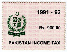 (I.B) Pakistan Revenue : Income Tax 900R
