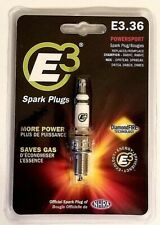 Qty 1 for E3 Powersport Spark Plug E3.36