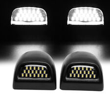 1999-2013 Chevy Silverado Avalanche BRIGHT SMD LED License Plate Lights Lamp US