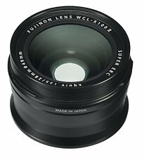 Fujifilm Wide Conversion Lens WCL-X100 II for X100/X100S/X100T/X100F -Black-