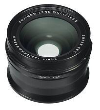 Fujifilm Wide Conversion Lens WCL-X100 II for X100/X100S/X100T/X100F -Black-