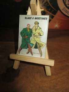Blake&Mortimer-2 Magnets collector-Dargaud&Lombard-2003