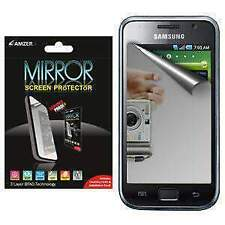 AMZER Kristal Clear Screen Protector for Samsung Galaxy S I9000 - Pack of 2