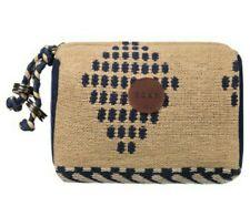 Roxy Territory Cosmetic bag Rare zipper New