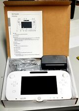 OFFICIAL GENUINE NINTENDO Wii U GAMEPAD TABLET CONTROLLER WUP-010 WHITE
