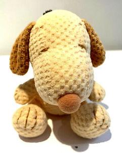 Universal Studios Japan Peanuts Small 4'' Snoopy Plush Soft Toy Rare
