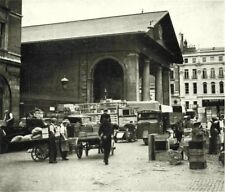 COVENT GARDEN. Roads, railways tubes, main St markets, Aerodromes. ; 1 1943