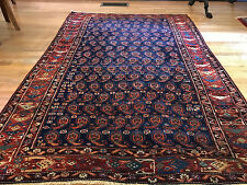 Amazing Antique Kurdish Rug 5x7Ft Circa 1880