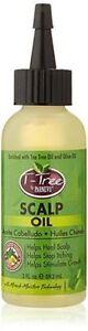 Parnevu T-Tree Scalp & Growth Oil, 2 Oz
