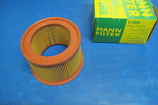 Filtre à air Mann Filter pour: Saab: 99 2.0 et 2.0 EMS Berline, 900 2.0 16V Cab