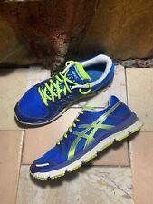 Asics Gel-Neo33 Men's Running Shoe Size 10.5M Blue Neon Trim Cross Train T222N