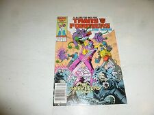 The TRANSFORMERS Comic - The Movie - Vol 1 - No 2 - Date 01/1987 - Marvel Comic