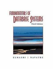 Fundamentals of Database Systems 3rd Edition