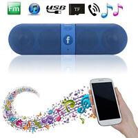 Super Bass Bluetooth Beats Pill Speaker Volume Control Wireless Durable Speakers