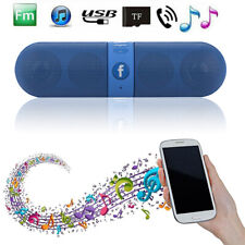 Portable Bluetooth Wireless Speaker Stereo Bass USB/AUX/Radio For Phone Tablet