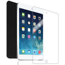 Skinomi Carbon Fiber Black Full Body+Screen Protector for Apple iPad Mini 2 2013