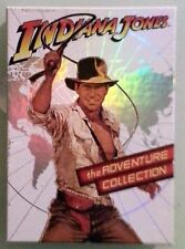 INDIANA JONES the adventure collection widescreen     DVD 3 disc set
