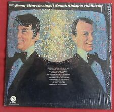 DEAN MARTIN SINGS  FRANK SINATRA CONDUCTS LP   US