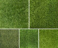 More details for 5m wide artificial grass astro selection 30mm 40mm 45mm lawn garden cheap fake