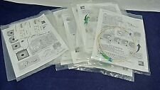 ADC IDOOR/OUTDOOR OPTICAL CABLE FIBER CONNECTORS, LOT OF 17, SEALED PACKAGES