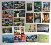 Postkarten Konvolut 20 AK DEUTSCHLAND im Sonderformat Germany Postcards Bulk Lot