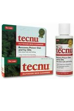 Tecnu Outdoor Skin Cleanser, Removes Poison Ivy, Oak and Sumac Oil. 4 Oz