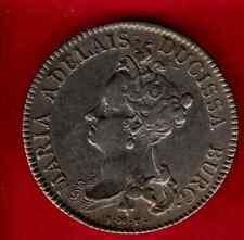 Jeton argent 1711 Marie-Adélaïde de Savoie Duchesse Bourgogne Dauphine Dauphiné
