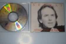 Serrat ‎– Mirame Y No Me Toques. CD-SINGLE PROMO