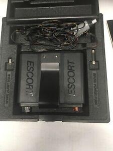 Escort Radar Detector In Case