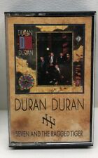 Duran Duran Seven And The Ragged Tiger cassette tape 4XT-12310 XDR