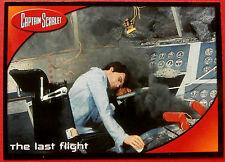 CAPTAIN SCARLET - Card #15 - The Last Flight - Cards Inc. 2001