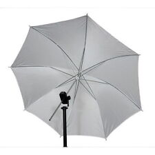 "33"" 83cm Soft White Umbrella Translucent Reflector Photo Studio Flash Light HOT"