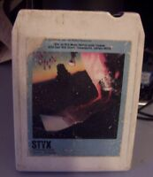 "Styx ""Cornerstone"" 8-track TESTED!!!!!"