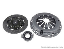 PEUGEOT 407 6D 2.0D Clutch Kit 3pc (Cover+Plate+Releaser) 06 to 10 Manual NAP